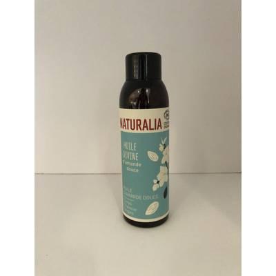Huile végétale d'amande douce - NATURALIA - Corps - Cheveux