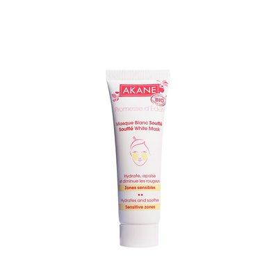 Masque Blanc Soufflé - Akane - Visage