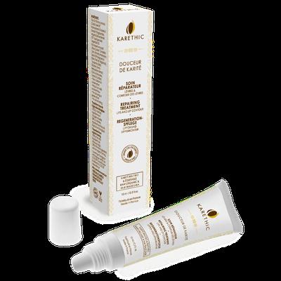 Douceur de Karité - Soin réparateur lèvres et contour des lèvres - KARETHIC - Visage