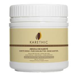 Absolu de Karité - Pure shea butter - unscented - maxi size - KARETHIC - Face - Baby / Children - Body - Diy ingredients