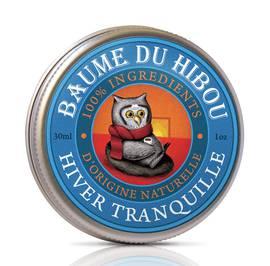 """image produit Quiet winter balm """"baume du hibou"""""""