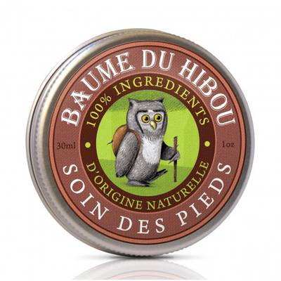 "FOOT CARE ""BAUME DU HIBOU"" - LES BAUMES DU HIBOU - Massage and relaxation"