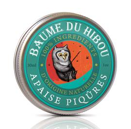 "image produit Bites soothing balm ""baume du hibou"""