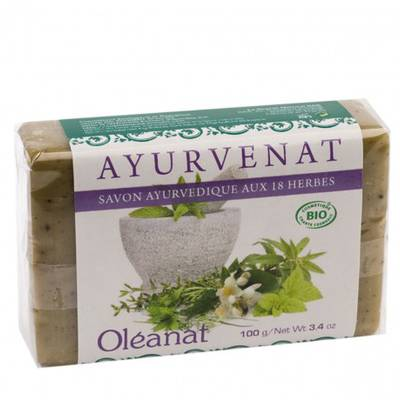 Bar soap - AYURVENAT - Hygiene
