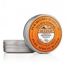 Beurre d'abricot - OLEANAT - Visage
