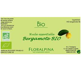 HE de Bergamote - Floralpina - Massage and relaxation