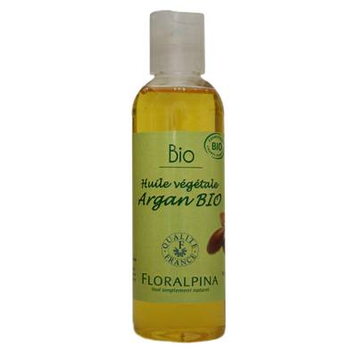 argan oil - Floralpina - Massage and relaxation