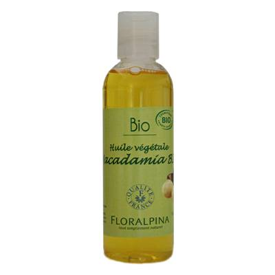 macadamia oil - Floralpina - Massage and relaxation