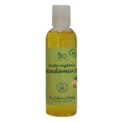 Huile de macadamia - Floralpina - Massage et détente