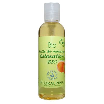 Relax Massage oil - Floralpina - Massage and relaxation