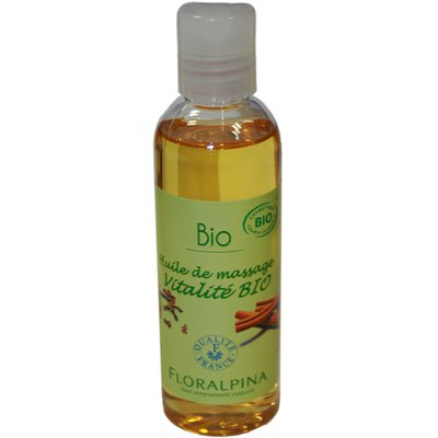 Massage oil - Floralpina - Massage and relaxation