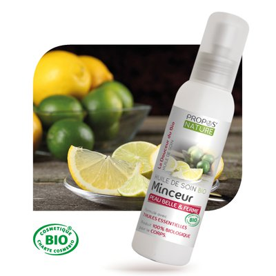 ORGANIC OIL CARE Thinness - PROPOS NATURE - Massage and relaxation - Body