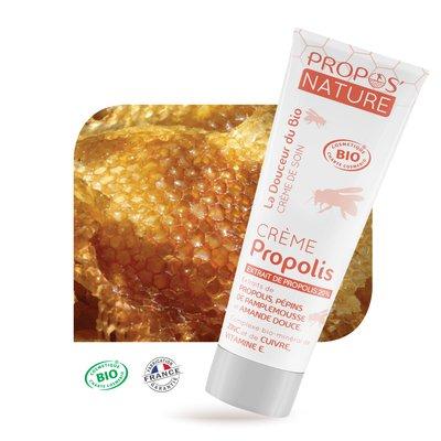 Propolis cream - PROPOS NATURE - Face - Body