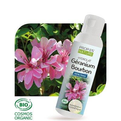 Bourbon geranium floral water - PROPOS NATURE - Face - Diy ingredients