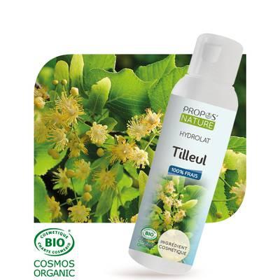 Hydrolat de Tilleul - PROPOS NATURE - Face - Diy ingredients