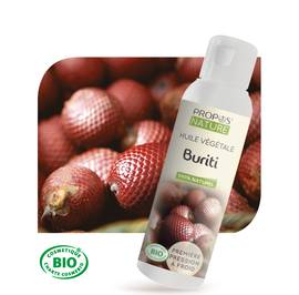 Huile végétale Buriti - PROPOS NATURE - Ingrédients diy