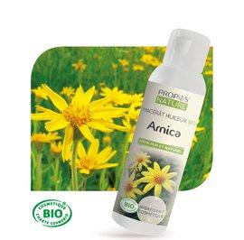 Macérât huileux Arnica Bio - PROPOS NATURE - Ingrédients diy