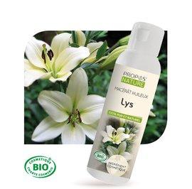 Macérât huileux Lys - PROPOS NATURE - Ingrédients diy