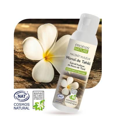 Monoï de Tahiti - PROPOS NATURE - Diy ingredients