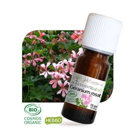 image produit Huile essentielle géranium rosat bio