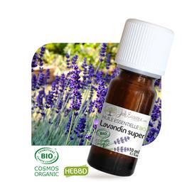 Huile essentielle Lavandin super Bio - Joli'Essence - Diy ingredients