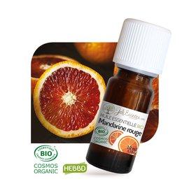 image produit Huile essentielle mandarine rouge bio