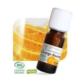 image produit Huile essentielle orange douce bio