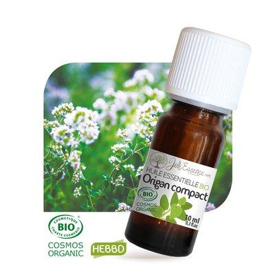 Huile essentielle Origan compact Bio - Joli'Essence - Diy ingredients
