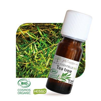 Huile essentielle Tea tree Bio - Joli'Essence - Diy ingredients