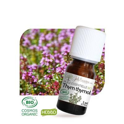 Huile essentielle Thym à thymol Bio - Joli'Essence - Diy ingredients