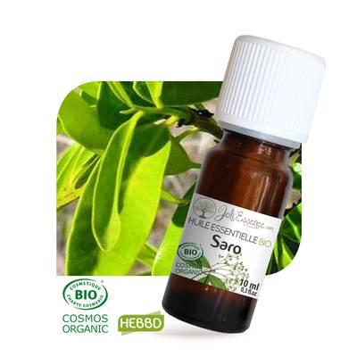 Huile essentielle Saro Bio - Joli'Essence - Diy ingredients
