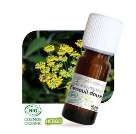 Huile essentielle Fenouil doux Bio - Joli'Essence - Diy ingredients