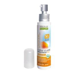 Crème solaire Helios Protection SPF 50+ - PROPOS NATURE - Solaires