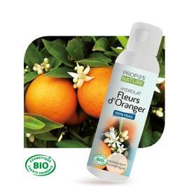 image produit Hydrolat de Fleur d'Oranger