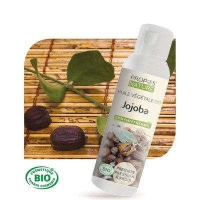 Huile végétale Jojoba Bio - PROPOS NATURE - Ingrédients diy