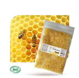 image produit Organic beeswax