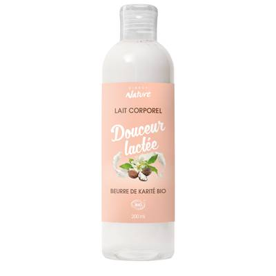 Lait corporel - Douceur Lactée - Direct Nature - Body