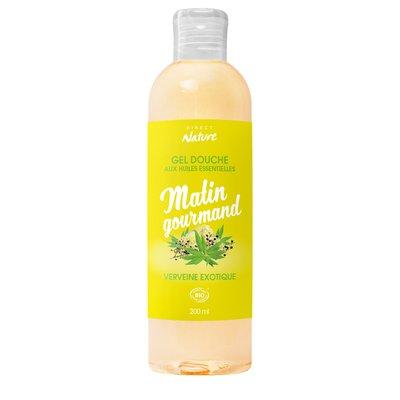 Gel Douche Matin Gourmand - Verveine Exotique - Direct Nature - Hygiène
