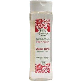 image produit Shampooing cheveux colorés - fleur de lys