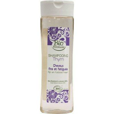 Shampooing Cheveux fins et fatigués - Thym - Bioformule - Cheveux