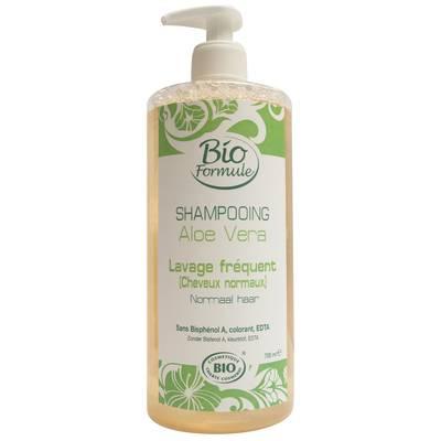 Shampooing Lavage fréquent - Format ECO - Bioformule - Cheveux