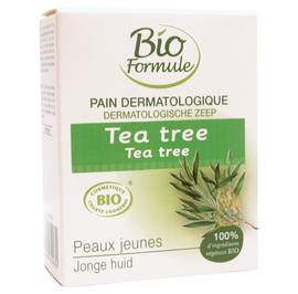 image produit Dermatological soap - tea tree