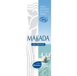 image produit Massada shower gel