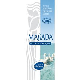 image produit Massada tonic lotion face