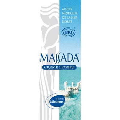 Massada Crème Légère - Massada - Visage
