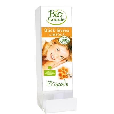 Stick lèvres UV Propolis - Bioformule - Visage