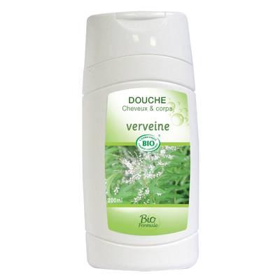 Verbena shower gel - Bioformule - Hygiene