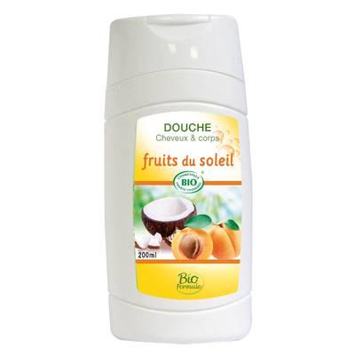 Fruits of the sun shower gel - Bioformule - Hygiene