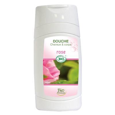 Gel Douche Rose - Bioformule - Hygiène