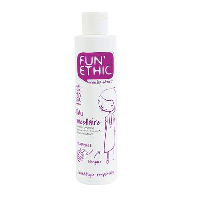 Micellar Cleansing Water - Being a Woman - Fun'Ethic - Face